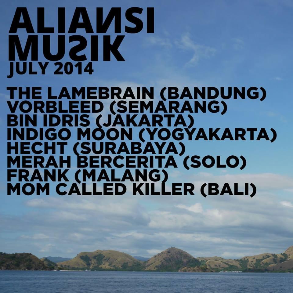 Aliansi Musik Juli 2014