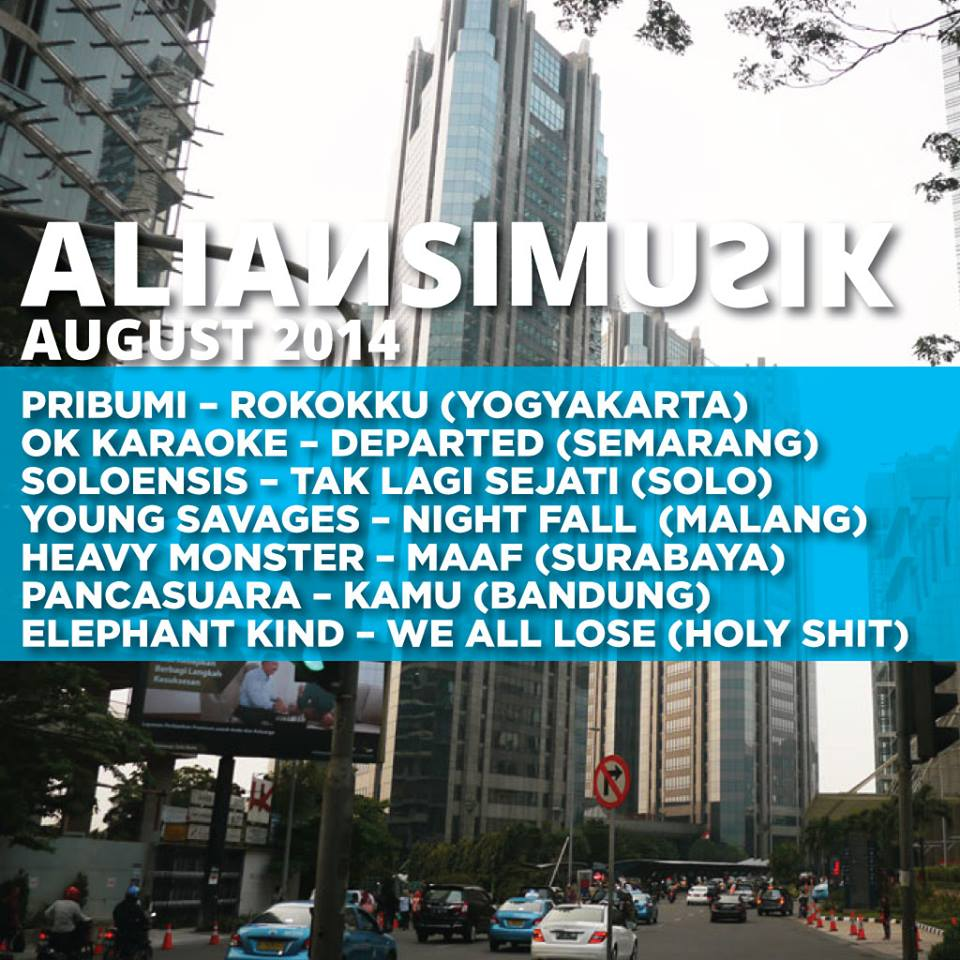 Aliansi Musik Agustus 2014