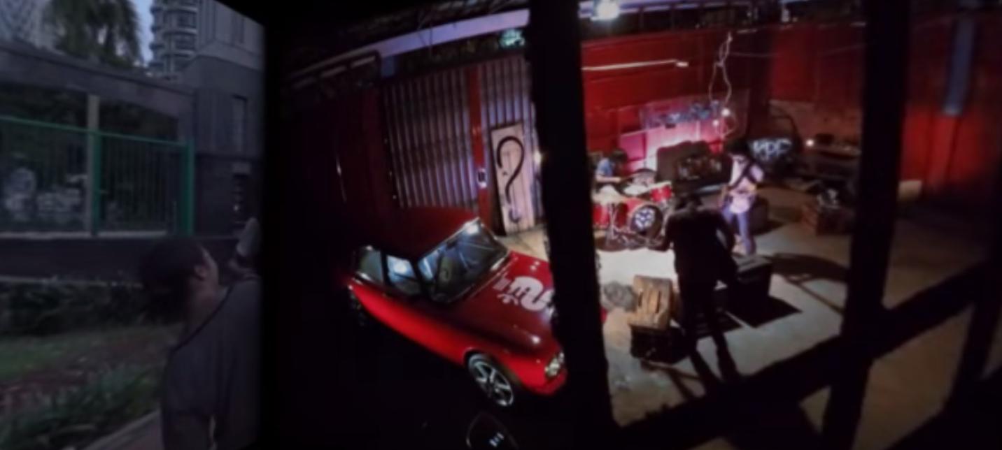 Kelompok Penerbang Roket meluncurkan video 360 untuk single Cekipe