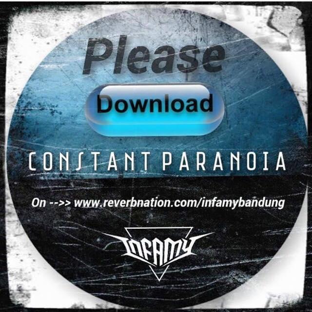 Infamy – Constant Paranoia