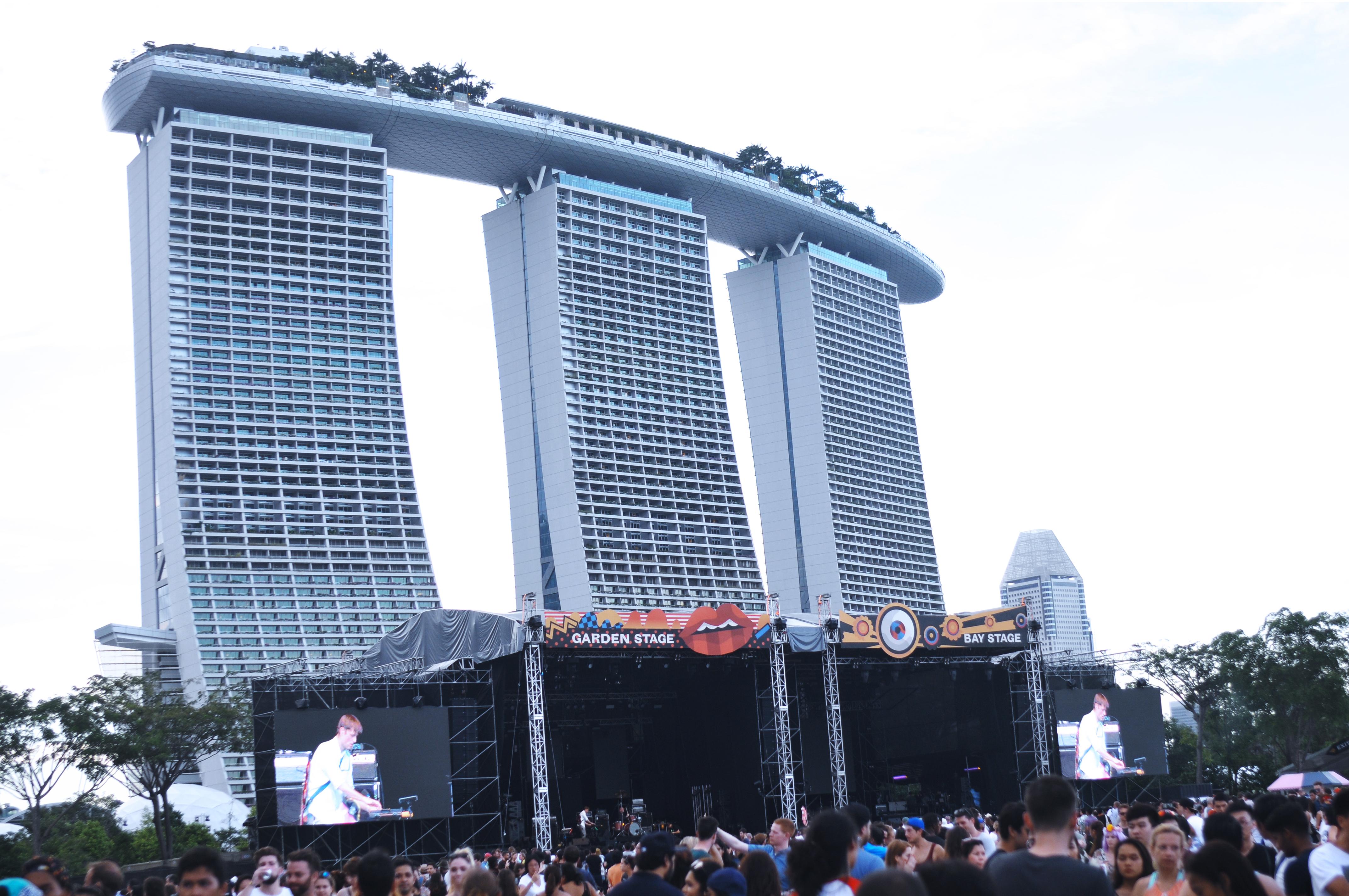 St. Jerome's Laneway Festival Singapore : Masih Menjadi Festival Musik 'Gacoan' Asia Tenggara