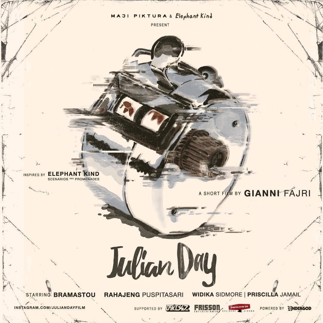 Screening Julian Day di Paviliun 28