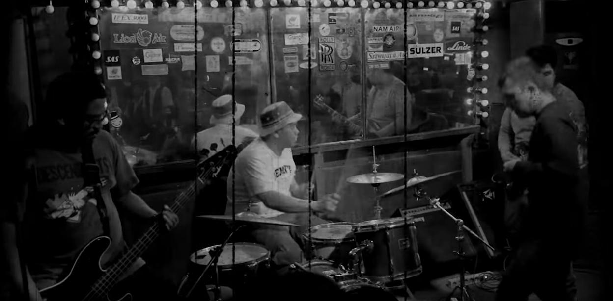 Petaka merilis video klip untuk single Bombardir