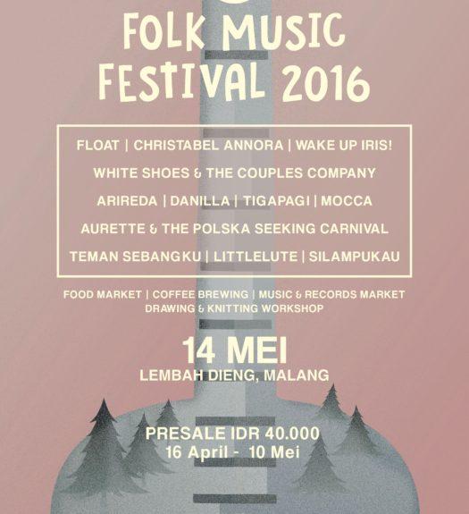 Folk Music Festival 2016