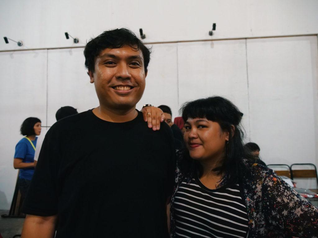 Nastasha Abigail & DImas Ario