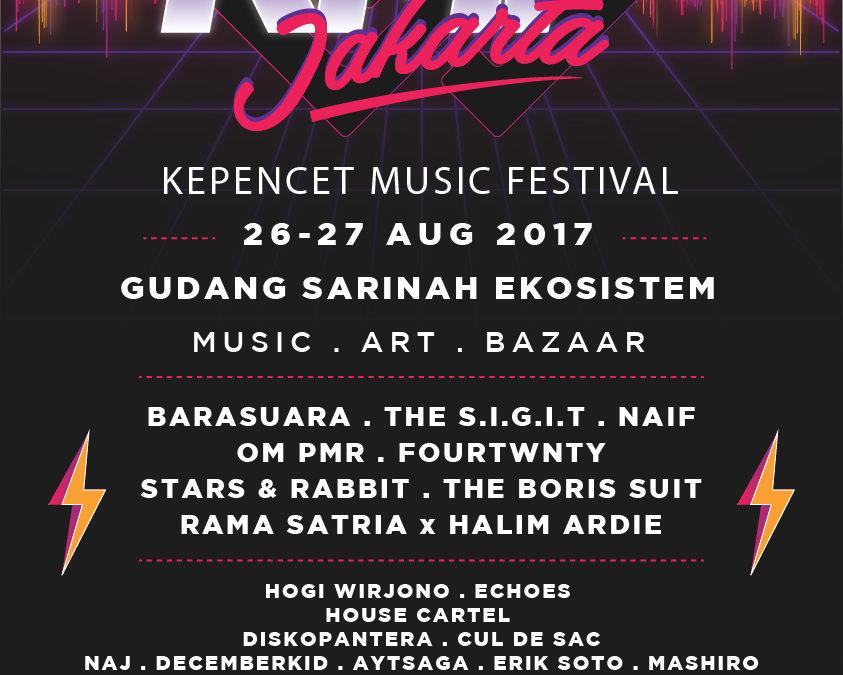 Kepencet Musik Festival 2017