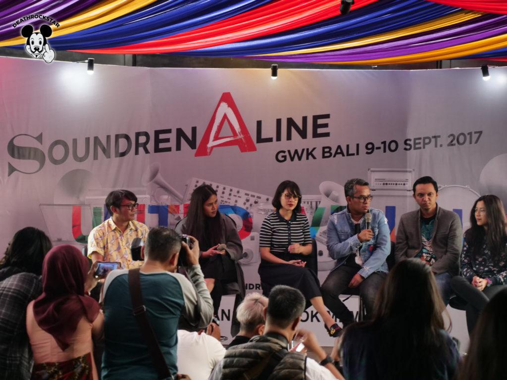 Mondo, Neonomora, Andien, Adib Hidayat, Iga Massardi & Danilla