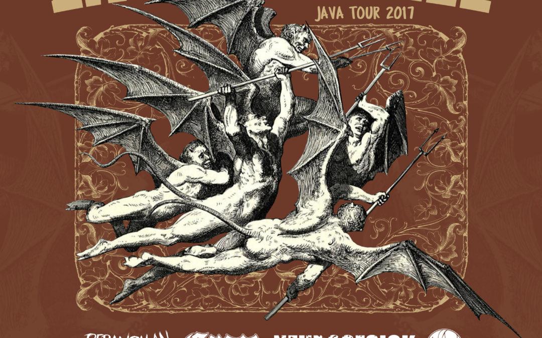 Eastern Hell Java Tour 2017