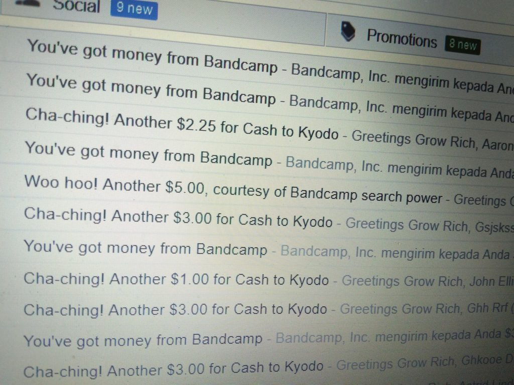 Grow Rich from Bandcamp