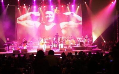 Foto & Video dari Konser 7 Bidadari Naif