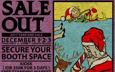 Clearance Sale di Santa Sale Out!