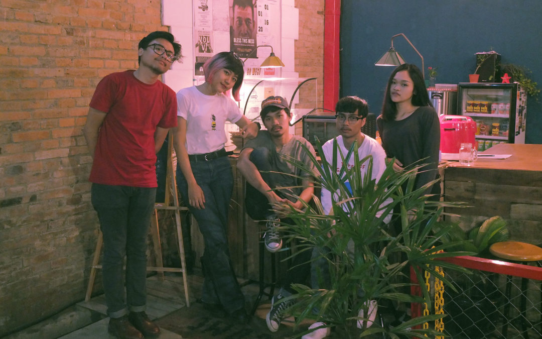 Soft Blood merilis Video Klip untuk Single Epitaph