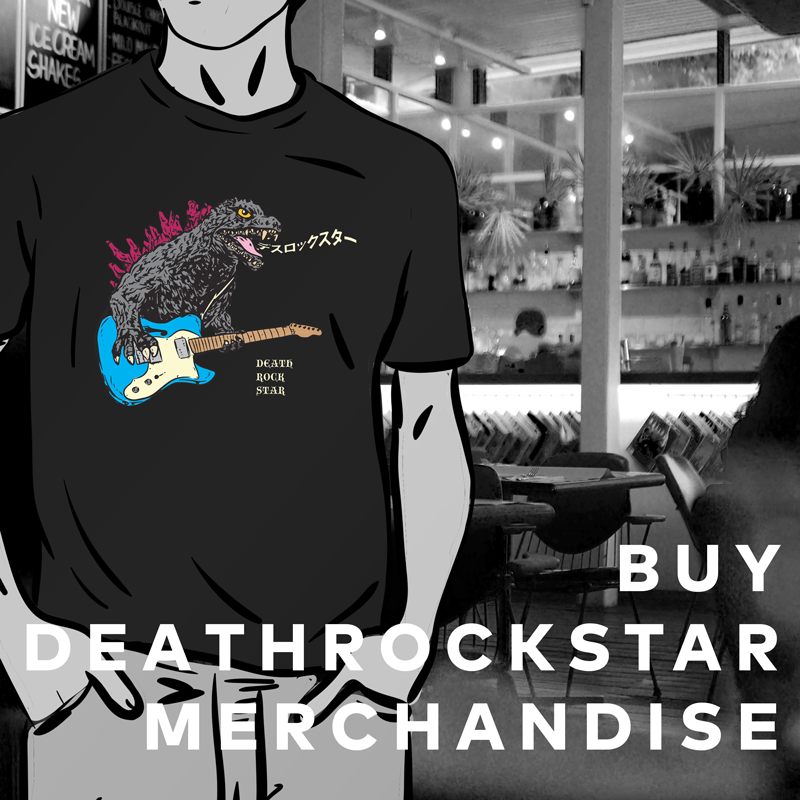 t-shirt deathrockstar